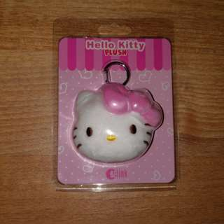 (1pc pink left) Hello Kitty ezlink plush charm