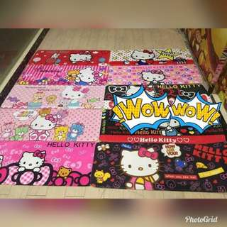 LONG DOORMAT HELLO KiTTY