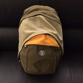 Crumpler Camera and Laptop Backpack (The Sinking Barge)