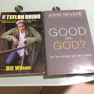 Updated: Christian Books for Sale!