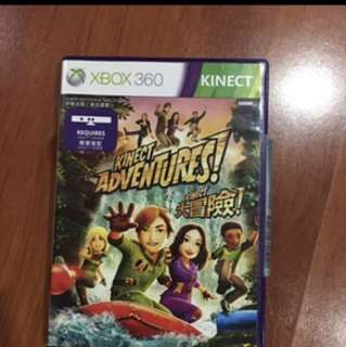 Xbox 360 Games Kinect adventures
