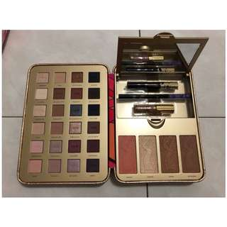 💯 Authentic Brand New Preloved Tarte Holiday Collection 2016