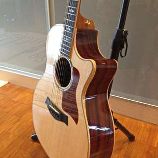 Limited! Taylor Guitar Spring Limited 814ce LTD 2012 in gorgeous Cocobolo