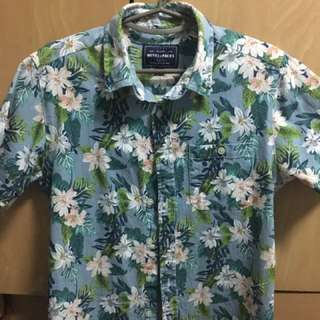 People are People - Polo (Floral)