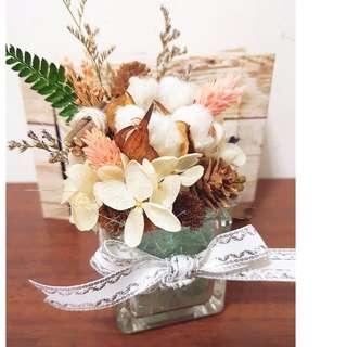 乾燥花 花圈 花束 婚禮小物 居家擺飾 手工藝品