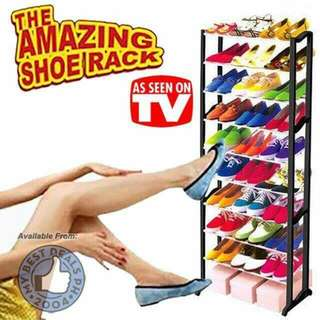 The Amazing Shoerack