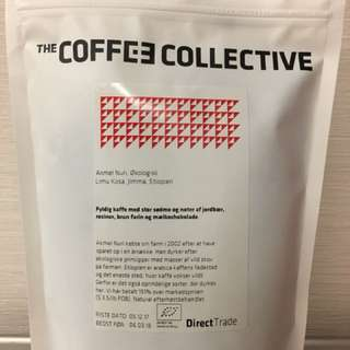 The Coffee Collective Ethiopia Jimma 咖啡豆 coffee bean 250g