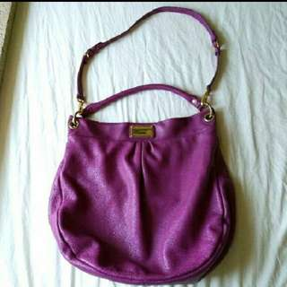 Authentic Marc by Marc Jacobs Hillier Hobo Bag
