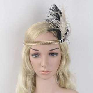 Gatsby Head dress