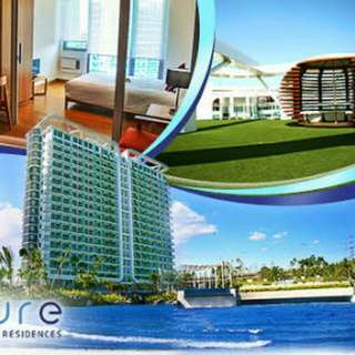 Staycation in Azure Urban Residences