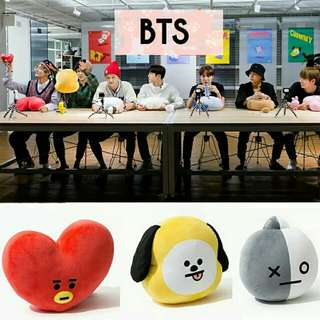 [PRE ORDER] BTS BT21 UNOFFICIAL PILLOW