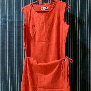 Dress rok kimono style