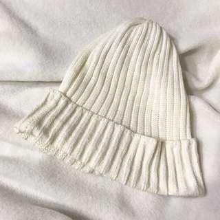 無印薄毛帽