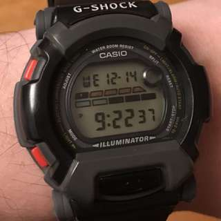 CASIO WATCH G-SHOCK DW002