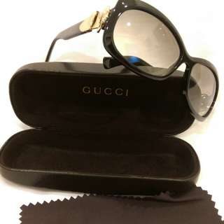 Gucci Sunglasses (Special Buckle Edition)