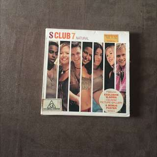 S Club 7 CD Album.