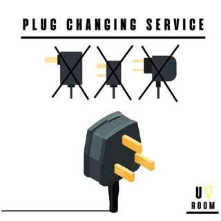 Singapore Electrical plug type service