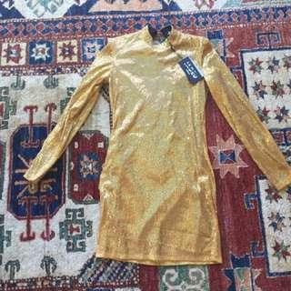 Jaded London BNWT Sequin Bodycon Dress