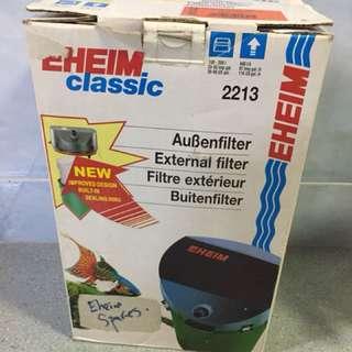 Eheim External Filter (Classic 2213)