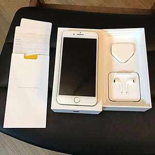 Mint Iphone 7 plus 128gb with warranty