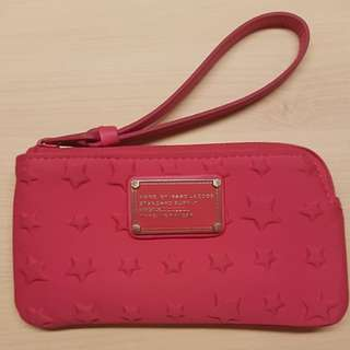 Marc Jacobs Pink Wristlet