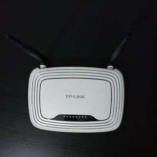 TL-WR841N TP-link wireless N router