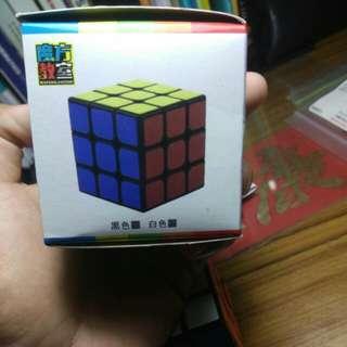 3 by 3 rubrik's cube!!