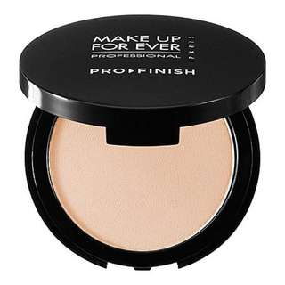 Make Up Forever - Pro Finish Multi Use Powder Foundation