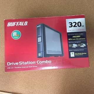 Buffalo drive station Combo