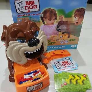Bad Dog toy
