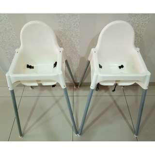 IKEA ANTILOP Baby High Chair