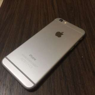 iphone 6 16gb grey silent camera inter