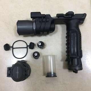 SureFire 戰術電筒