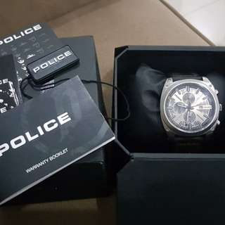 Police Man Watches