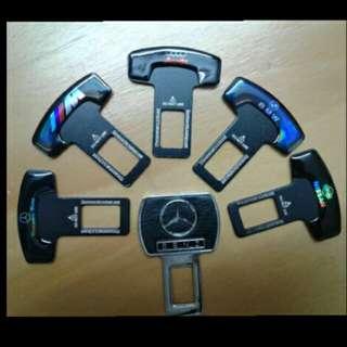 Universal Seat Belt Clips