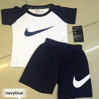 Nike for kids terno