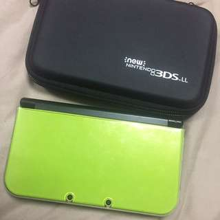 Modded New 3DS XL