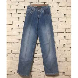 Quicksilver jeans 牛仔褲/男/28腰 *二手