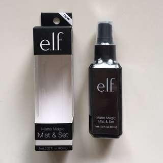 e.l.f. elf Matte Magic Mist & Set Makeup Setting Spray [always instock]