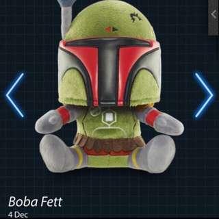 Star Wars Plush Toy - Boba Fett