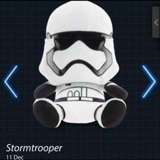 Star Wars Plush Toy - Stormtrooper
