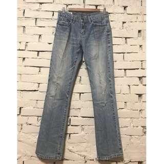Blue Way 牛仔褲/男/30腰 *二手