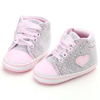 Baby Shoes (Grey)