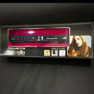 Hair Curler Straightener (Ceramic)
