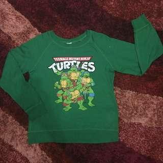 Ninja Turtle Sweat Shirt