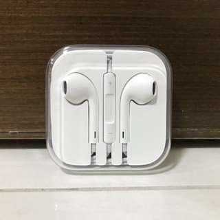 全新Apple EarPods 3.5mm插頭
