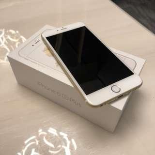 iPhone 6S Plus 64GB Gold Colour
