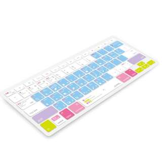 JCPAL VERSKIN Shortcut Keyboard Film