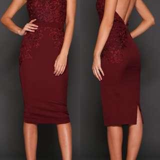 Elle Z designer dress
