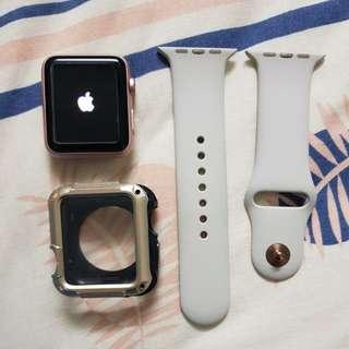 Apple watch gen 1 rosegold 42mm